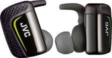 JVC  HA-ET90BT Sport True Wireless In-Ear Headphones - Black Ships Anywhere!