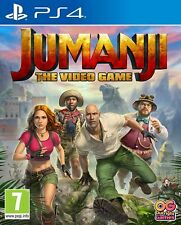 Jumanji PS4 The Video Game - New & Sealed