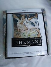 Ehrman Tapestry Kit Rabbits brand new