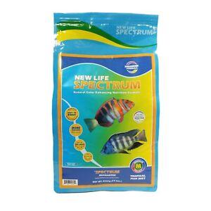 New Life Spectrum Medium Fish  2200 gram BAG apx 2-2.5mm Sinking Pellets