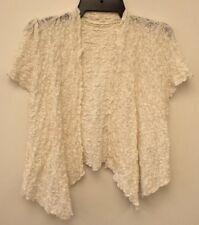 Metalicus Ladies Cardigan One Size Cream