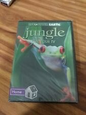 Encounter Earth Jungle For Your TV DVD Rare Excellent New