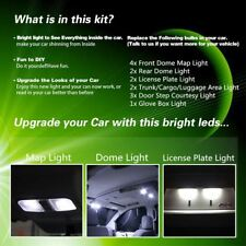 14x Car Parts Led Bulbs Interior Light Kit Fit For 1999-2006 Benz CL-Class W215
