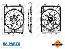 FAN, RADIATOR FOR MERCEDES-BENZ NRF 47849