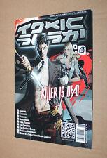 Toxic Sushi 6 ANIME MANGA Games Killer is Dead Killzone Mercenary etc
