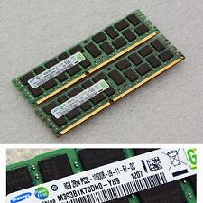Samsung M393B1K70DH0 12 X 8gb ECC Reg 240 Pin Ddr3-1600 Server RAM