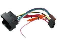 Cable adaptador cableado QUADLOCK ISO para OPEL Antara Astra Corsa Zafira Meriva