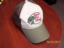 BASS PRO SHOPS LOGO MESH BACK BALL CAP
