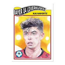 Topps UCL Living Set - Card 184 - Kai Havertz - Bayer Leverkusen