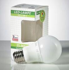 MeLiTec 6,5 Watt LED Lampe E27 470 Lm Kugellampe Leuchtmittel Birne Tropfen 89-3