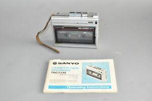 Sanyo TRC1130 | Diktiergerät | Cassette Player | Walkman | Kassette | Vintage/i3