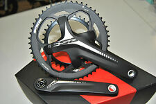 Guarnitura bici FSA Omega Adventure 50-34 172.5 Crankset Bike 10/11 megaExo