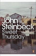 Sweet Thursday (Penguin Modern Classics) by John Steinbeck, NEW Book, FREE & FAS