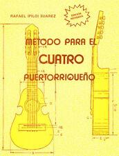 Metodo Para El Cuatro Puertorriqueño Pilo Suarez Vol 1