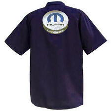 Mopar IX - Mechanics Graphic Work Shirt  Short Sleeve