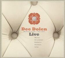 CD Dee Dolen Moments of Life Tour 2012 Live Doppel CD Digipack (K68)