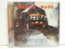 BARON ROJO - VOLUMEN BRUTAL - CD - NUEVO - PRECINTADO - SEALED