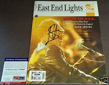 ELTON JOHN Rare Signed East End Lights Magazine PSA/DNA COA Certified Autograph