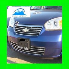 2006-2007 CHEVY CHEVROLET MALIBU CHROME TRIM FOR GRILL GRILLE W/5YR WARRANTY