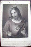 1857 INCISIONE CRISTO GIUSEPPE FORESTI ACCADEMIA BOLOGNA