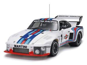 Tamiya 12057 Porsche 935 Martini 1:12 Plastic Model Car Kit