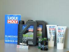 Sistema de mantenimiento MALAGUTI MADISON 250 Filtro aceite bujía Servicio AB