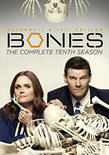 Bones: Season 10 Ten (6 DVD Set)