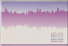 HONG KONG MNH PRESENTATION PACK 1999 2002 ISSUE 16V DEFINITIVE LANDMARKS 10c-$50