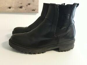 Tommy Hilfiger Leder Chelsea Boots Tommy Jeans 39