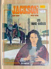 MARC-RENIER Jackson Les Bois-brûlés EO