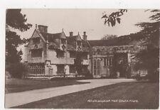 Athelhampton Hall Vintage RP Postcard  289a