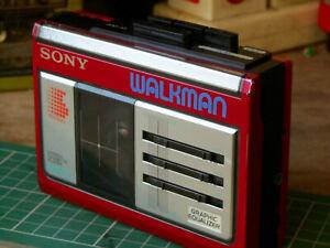 Sony WalkMan WM33 Vintage Cassette player working