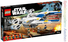 LEGO STAR WARS 75155 Rebel U-Wing Fighter Bistan Jyn Erso Cassian Andor N10/16