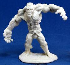 1 x GOLEM CHAIRE - BONES REAPER figurine miniature jdr flesh elemental 77169