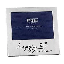 21st Birthday Photo Picture Frame Gift Present Celebration Keepsake