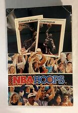 1991 Hoops series 1 Basketball 36pks Card Box factory sealed