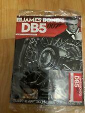 BUILD YOUR OWN EAGLEMOSS JAMES BOND 007 1:8 ASTON MARTIN DB5 ISSUE 22