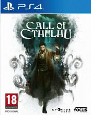 Juego Sony PS4 Call of Cthulhu