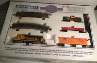 Bachmann 01101 Mountaineer Complete HO Scale E-Z Track Electric Train Set No Res
