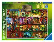 Ravensburger The Fantastic Voyage 1000pc Jigsaw Puzzle