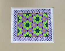 Original Traditional Geometry Art-Pattern-Decorative-Gift Idea- G32