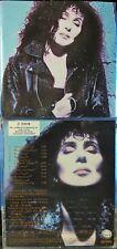 Cher - Cher (CD, 1987, Geffen Records (BMG), USA)