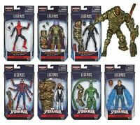 Spider-Man Far From Home Marvel Legends 6-Inch Action Figures BAF MOLTEN MAN