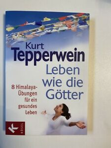 Buch: Leben wie die Götter von Kurt Tepperwein - gebrauchter guter Zustand