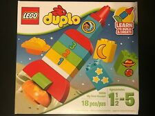 LEGO DUPLO 10815 My First Rocket NISB Kids Age 1 1/2 - 5