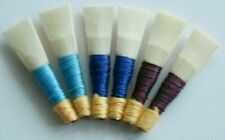 Melvin standard or b flat or solo bagpipe chanter reeds