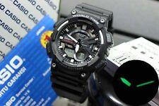 MONTRE Casio watch RED&BLACK WORLD TIME TRAVELER ADVENTURE telenemo g shock uhr