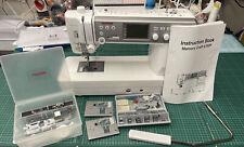 Janome sewing machine 6700p