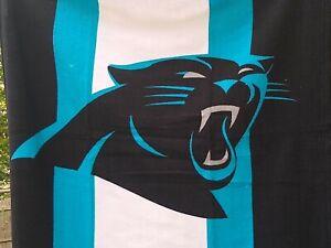 NFL CAROLINA PANTHERS BEACH TOWEL 30 X 60