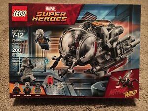 LEGO Marvel Super Heroes Quantum Realm Explorers Set 76109  Ant-Man, Wasp, Ghost